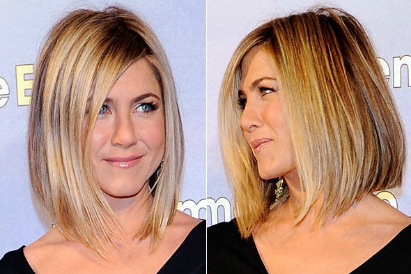 Posh Beauty : Aniston's New Do Makes News